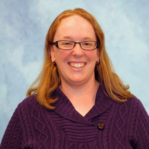 Photo of Ms. Leigh