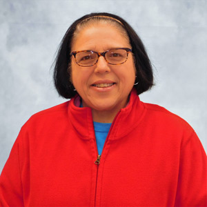 Photo of Ms. Leslie